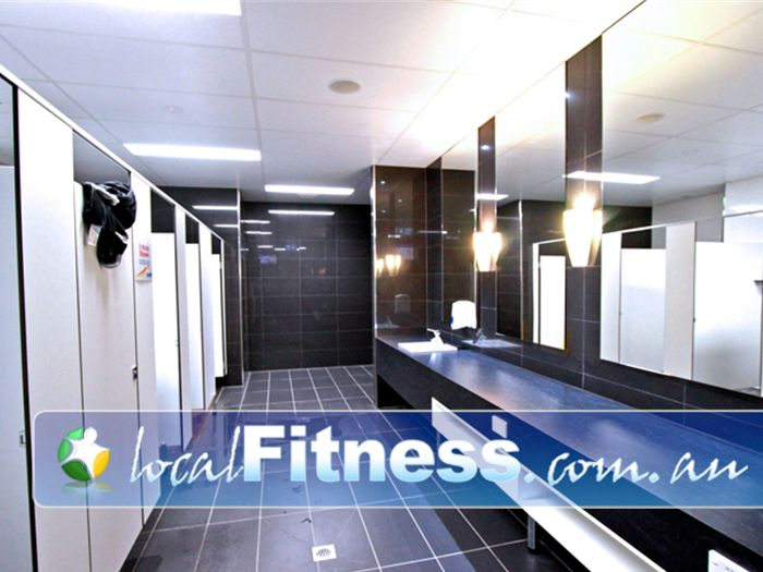 Genesis Fitness Clubs Exclusive Change Rooms Near