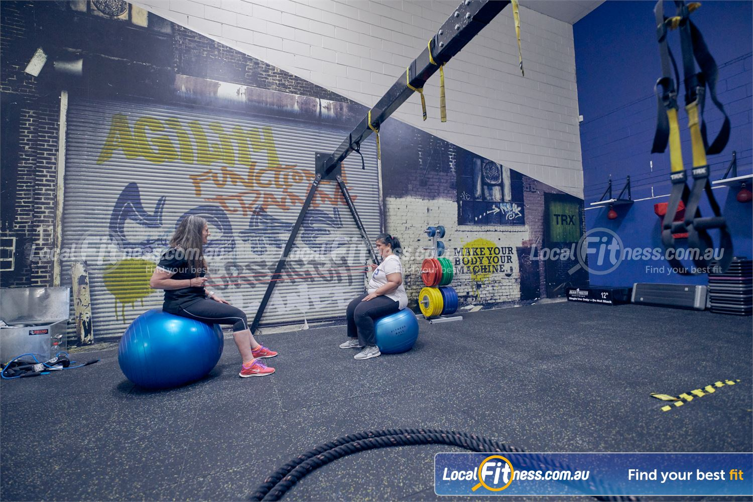 Goodlife Health Clubs Near Mordialloc Our Dingley gym caters for all ages and abilities.