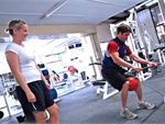 Geelong's Gym Newtown Gym  We are always around to help you with