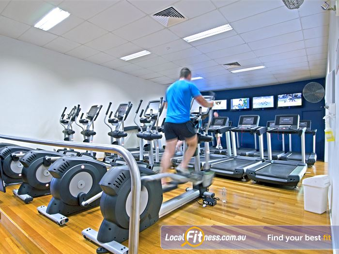 Goodlife Health Clubs Gym South Brisbane  | The private and uninterrupted Bardon ladies gym.