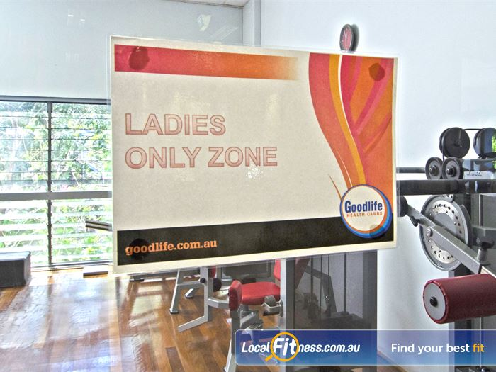Goodlife Health Clubs Gym Woolloongabba  | Goodlife Bardon gym includes 4 separate weight training