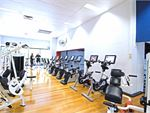 Goodlife Health Clubs Auchenflower Gym Fitness Personal entertainment screens