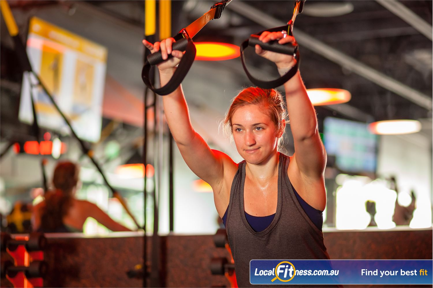 Orangetheory Fitness Near Kooyong Our Hawthorn group fitness workouts combine Suspension strength training.