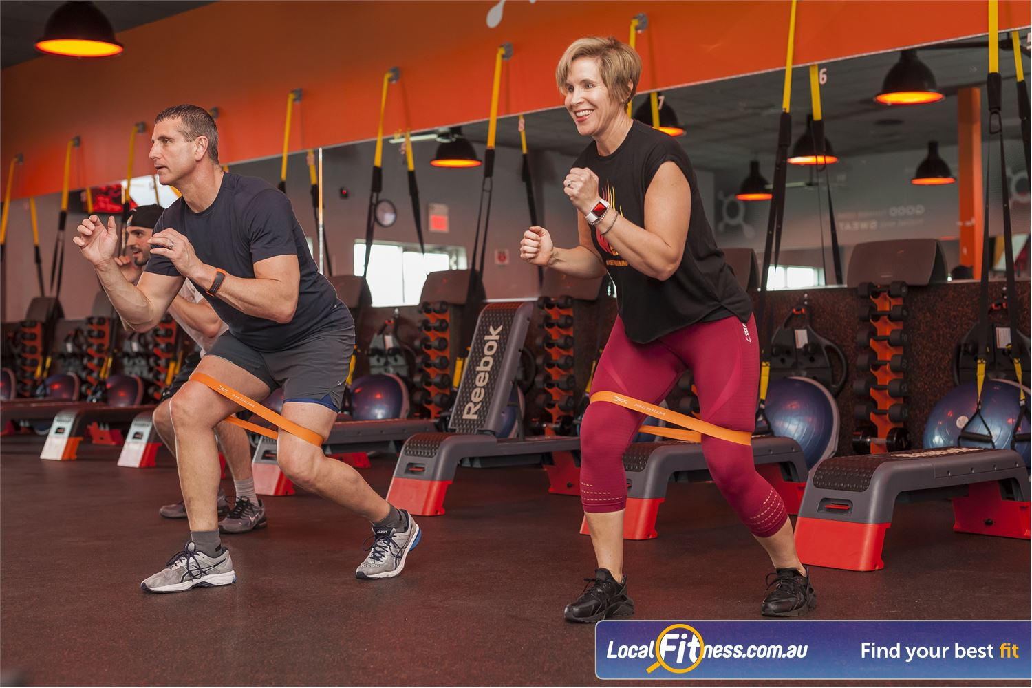 Orangetheory Fitness Hawthorn Our state of the art Hawthorn gym is fully equipped for strength
