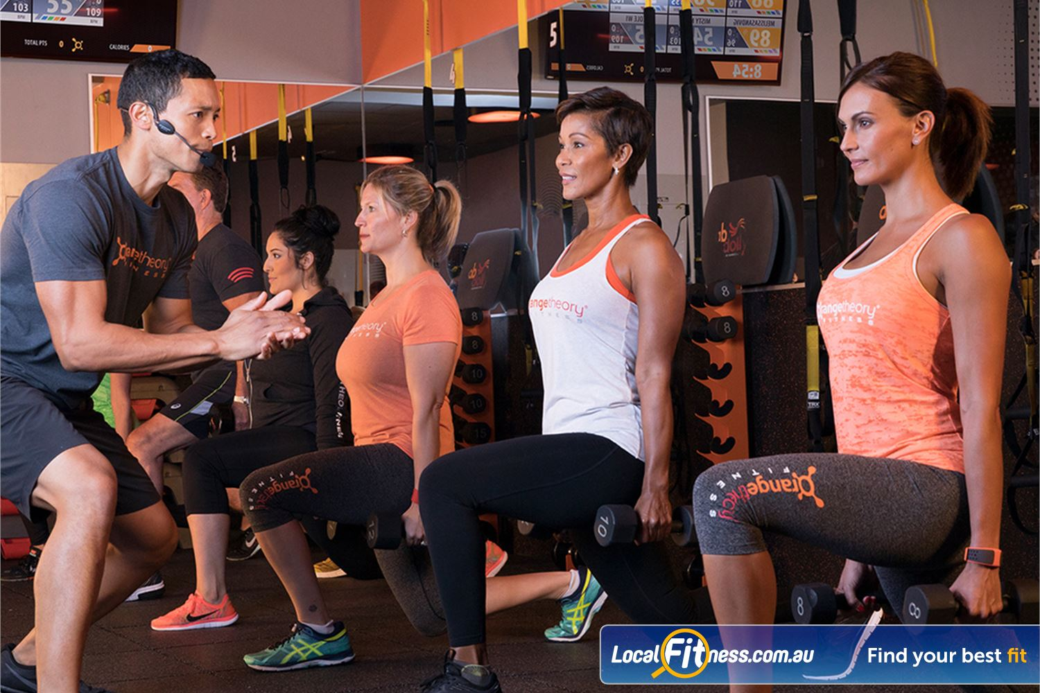 Orangetheory Fitness Near Toorak Our boutique Hawthorn gym environment caters 10 - 25 people.<br />