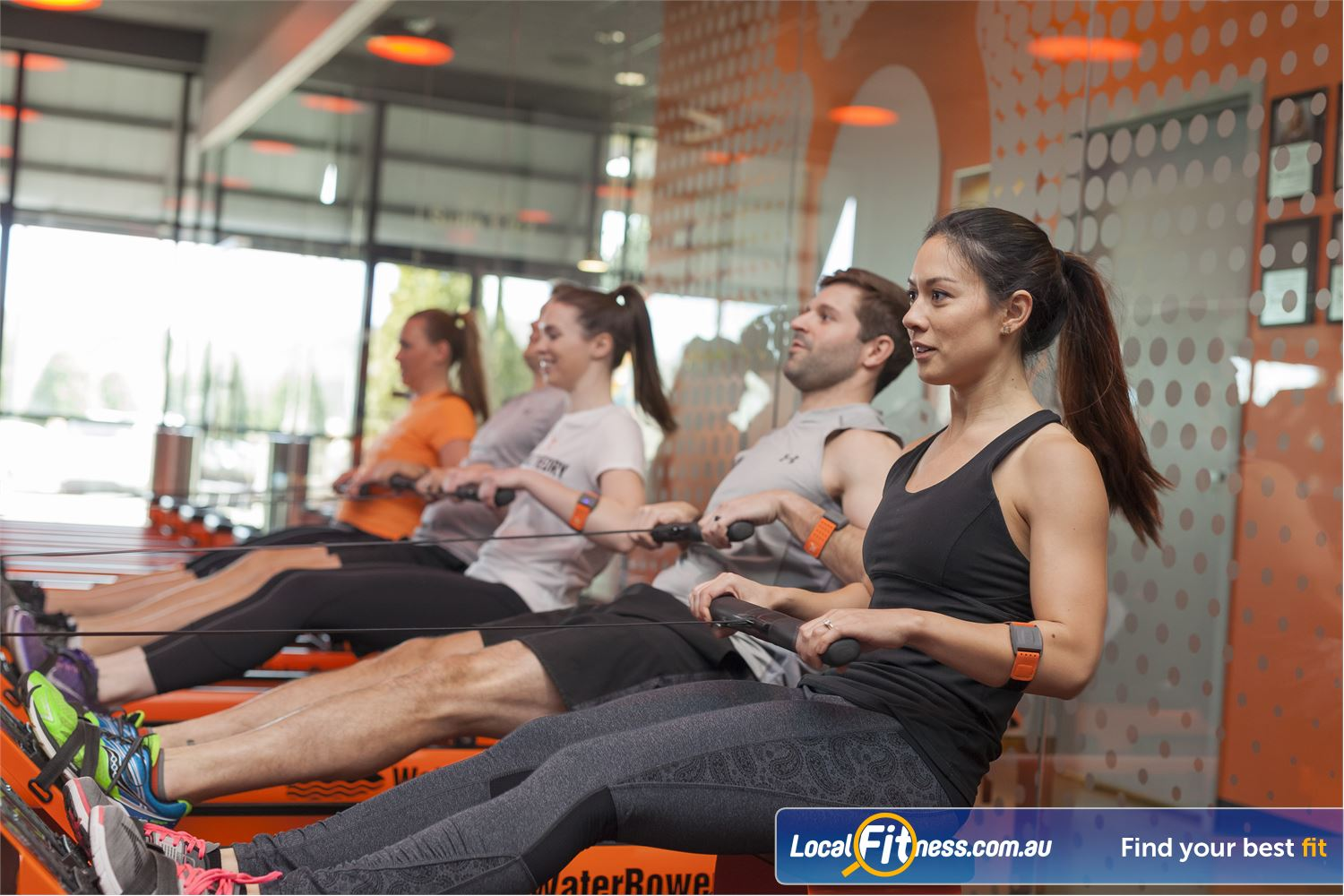 Orangetheory Fitness Hawthorn Orangetheory Hawthorn is backed by the science of Excess Post-Exercise Oxygen Consumption (EPOC).