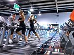 Goodlife Health Clubs Padbury Gym CardioTune into your favorite shows on