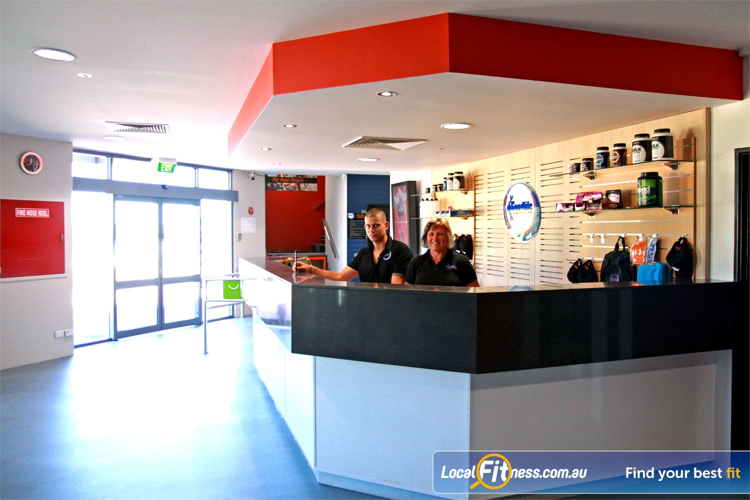 Goodlife Health Clubs Kingsway Madeley Meet our friendly Goodlife team who will take care of your every need.