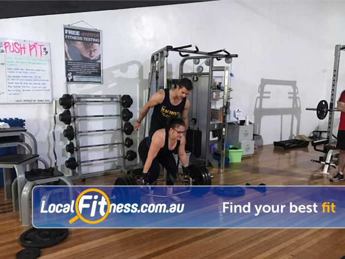 Viva Fitness Gym Burnside    Our Kidman Park gym is fully equipped for