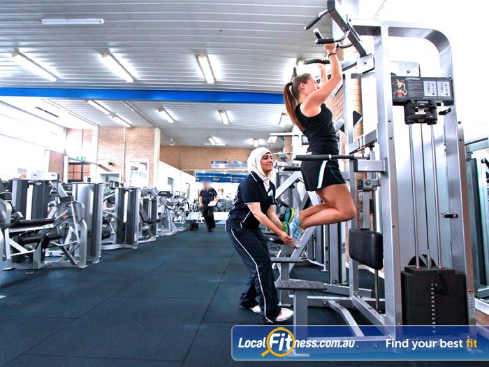 Fawkner Leisure Centre Gym Essendon  | Welcome to our community family friendly Fawkner gym.