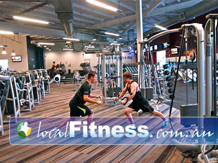 Ontic Health & Fitness Near Meadowbrook Accelerate your results with Springwood personal training.