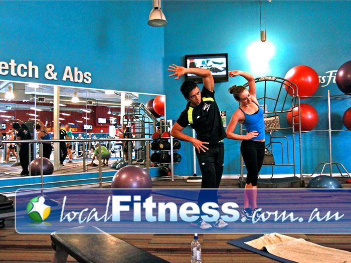Ontic Health & Fitness Near Shailer Park Guided training sessions with our gym team.