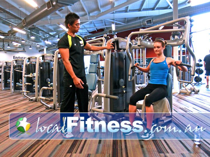 Ontic Health & Fitness Springwood Our Springwood gym offers many gym floor programs with qualified staff.