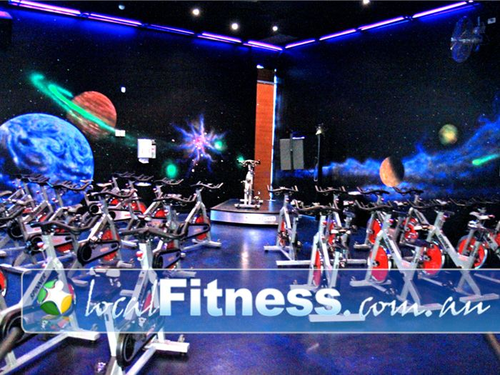 Ontic Health & Fitness Near Meadowbrook Ontic Health & Fitness Springwood includes our signature Cosmic spin cycle classes.