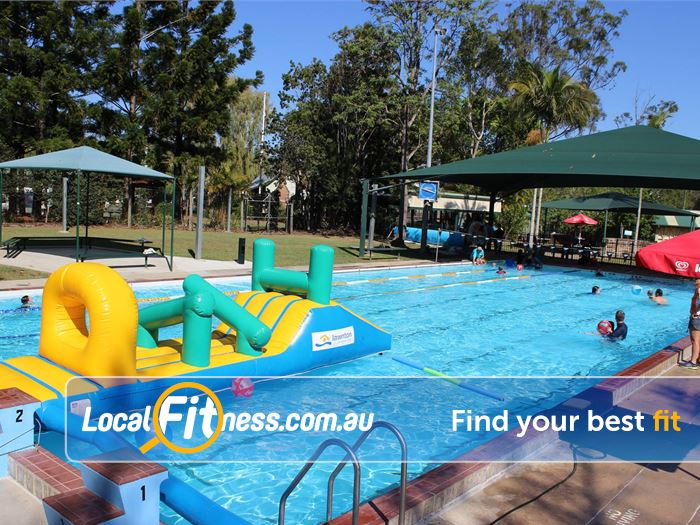 Dayboro Pool and Gym Gym Dayboro  | Pool inflatables will ensure you have a great