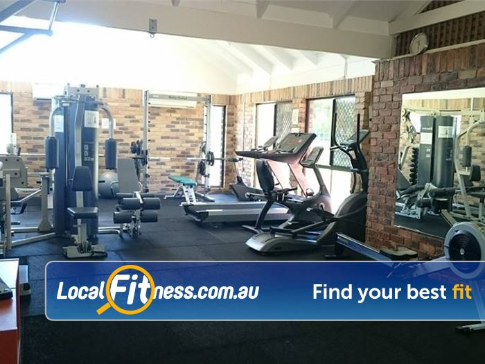 Dayboro Pool and Gym Gym Dayboro  | Our fully equipped Dayboro gym.