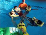 The Dayboro Swim School Program caters for children