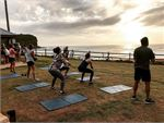 Fitness on North Beaches North Narrabeen Outdoor Fitness Outdoor Outdoor group fitness classes