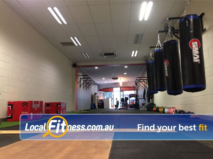 Pure Fitness Melbourne Gym Templestowe    Our boutique functional fitness Rosanna gym space.