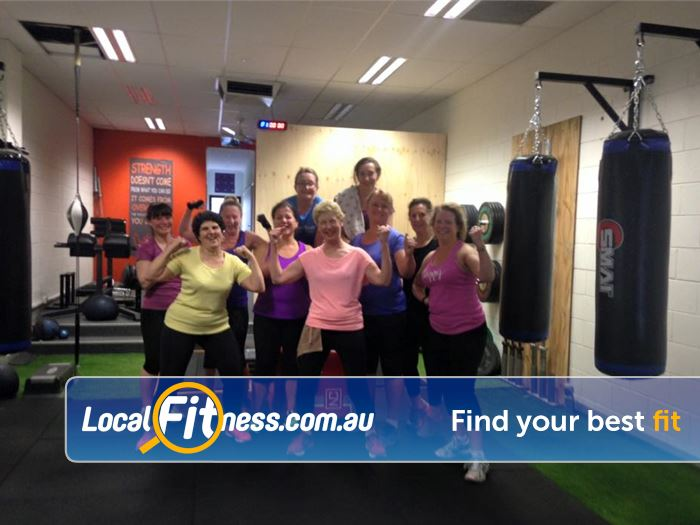 Pure Fitness Melbourne Rosanna Our classes cater for all ages and abilities.