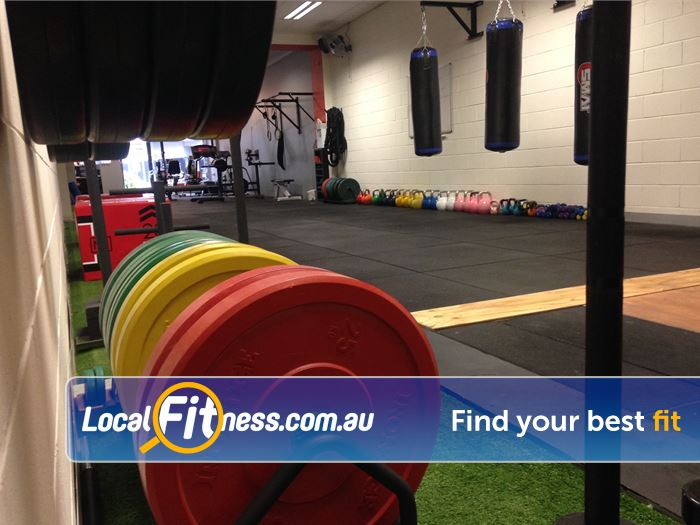 Pure Fitness Melbourne Rosanna Fully equipped functional fitness gym in Rosanna.