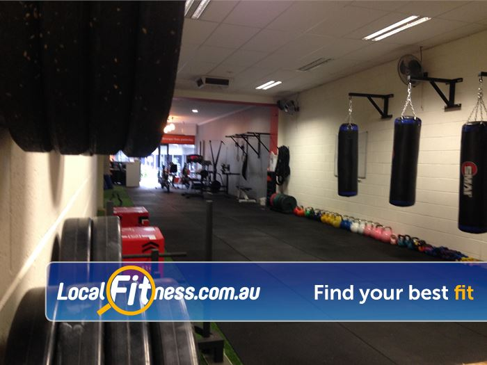 Pure Fitness Melbourne Near Viewbank Join in on our Rosanna boxing classes.