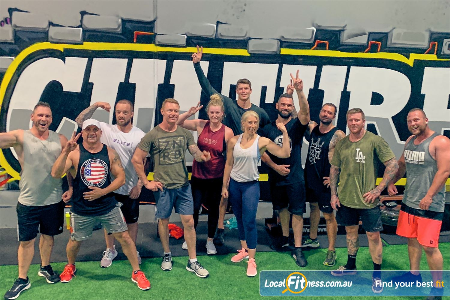 Culture 24:7 Wanneroo Enjoy the culture of training with like-minded exercisers.