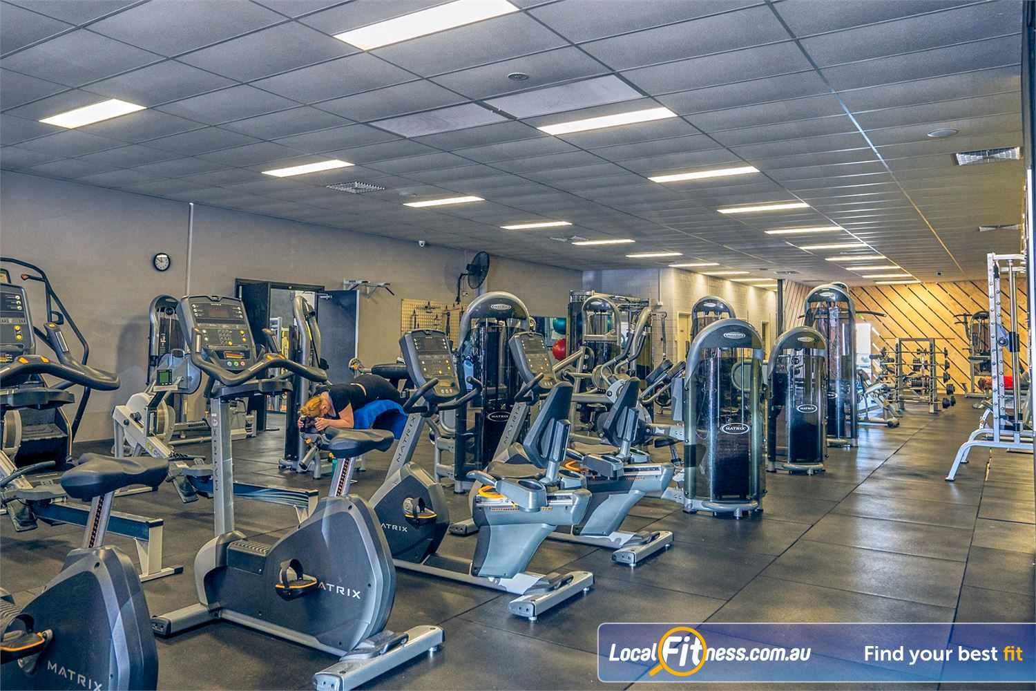 Culture 24:7 Near Joondalup Dc Our Wanneroo gym includes 2 room of state of the art fitness equipment.