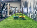 The indoor sled track in our Wanneroo HIIT