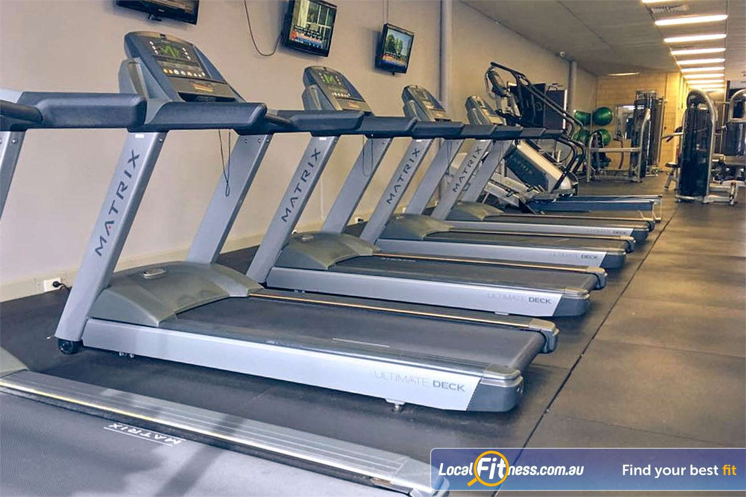 Culture 24:7 Wanneroo Our Wanneroo gym includes state of the art cardio from MATRIX.