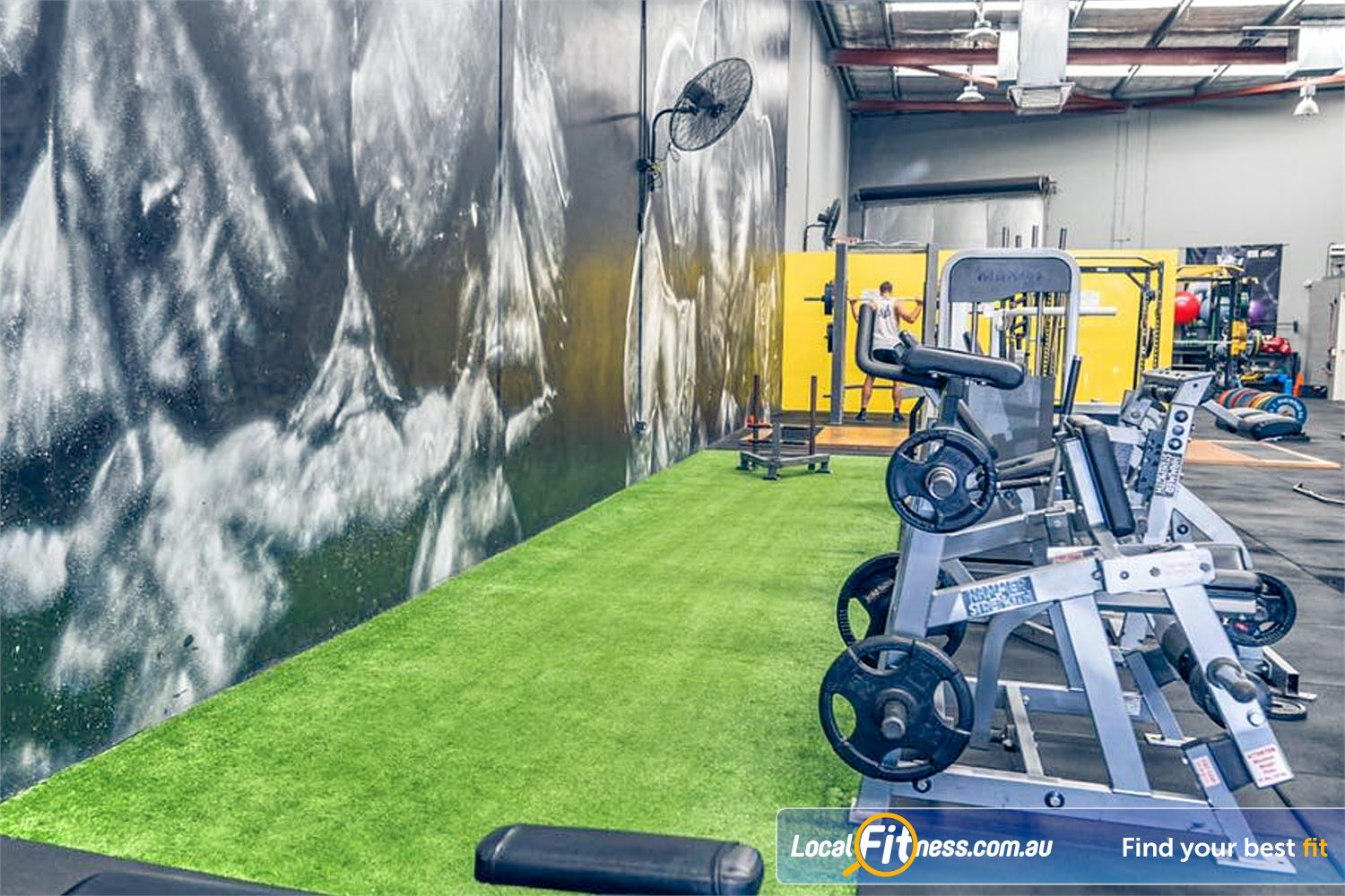 Culture 24:7 Wanneroo Train like an athlete at Culture 24/7 Wanneroo gym.