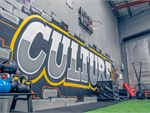 Culture 24:7 Wanneroo Gym Fitness The indoor basketball hoop.