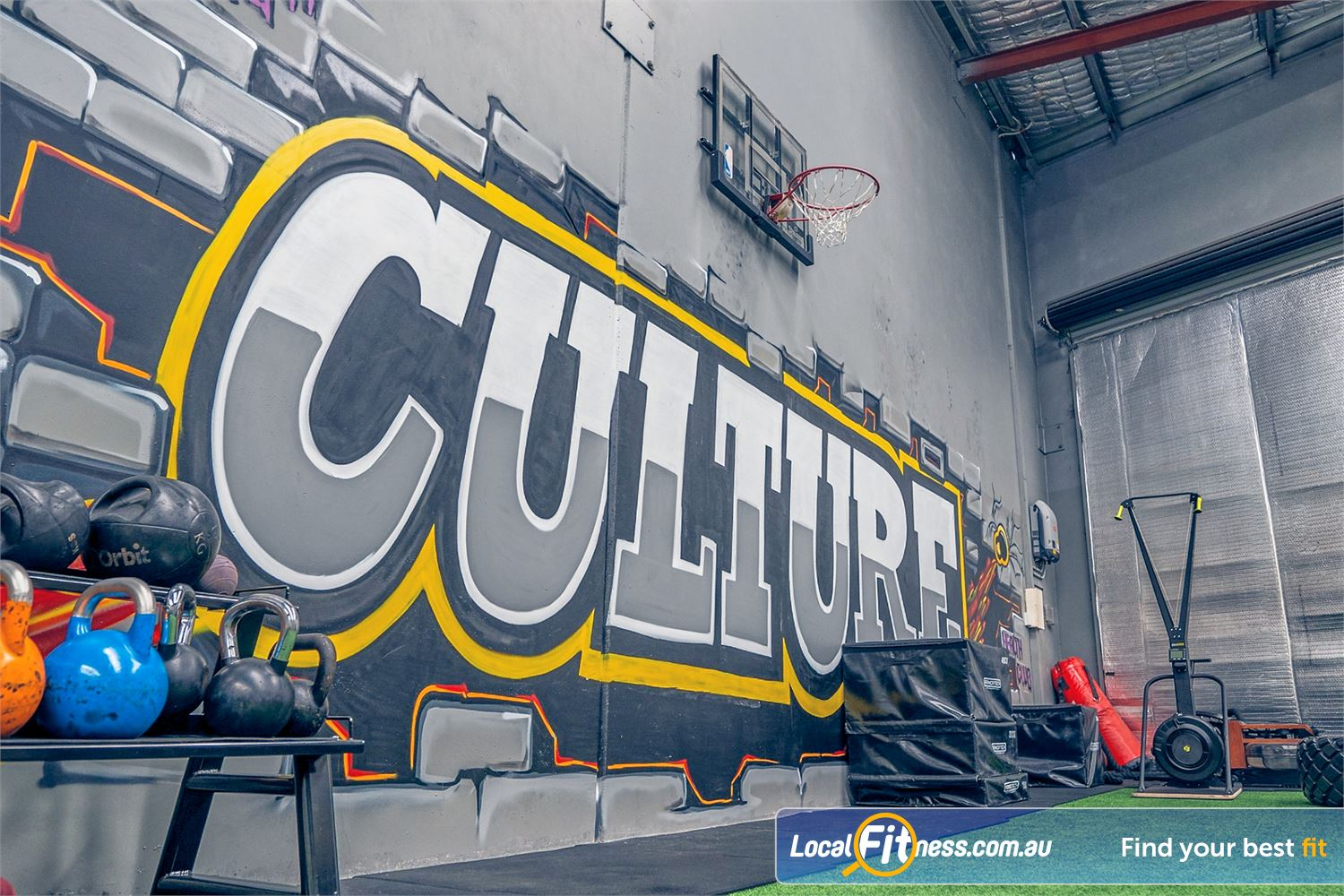 Culture 24:7 Wanneroo The indoor basketball hoop. Challenge our members to determine the king of the court.