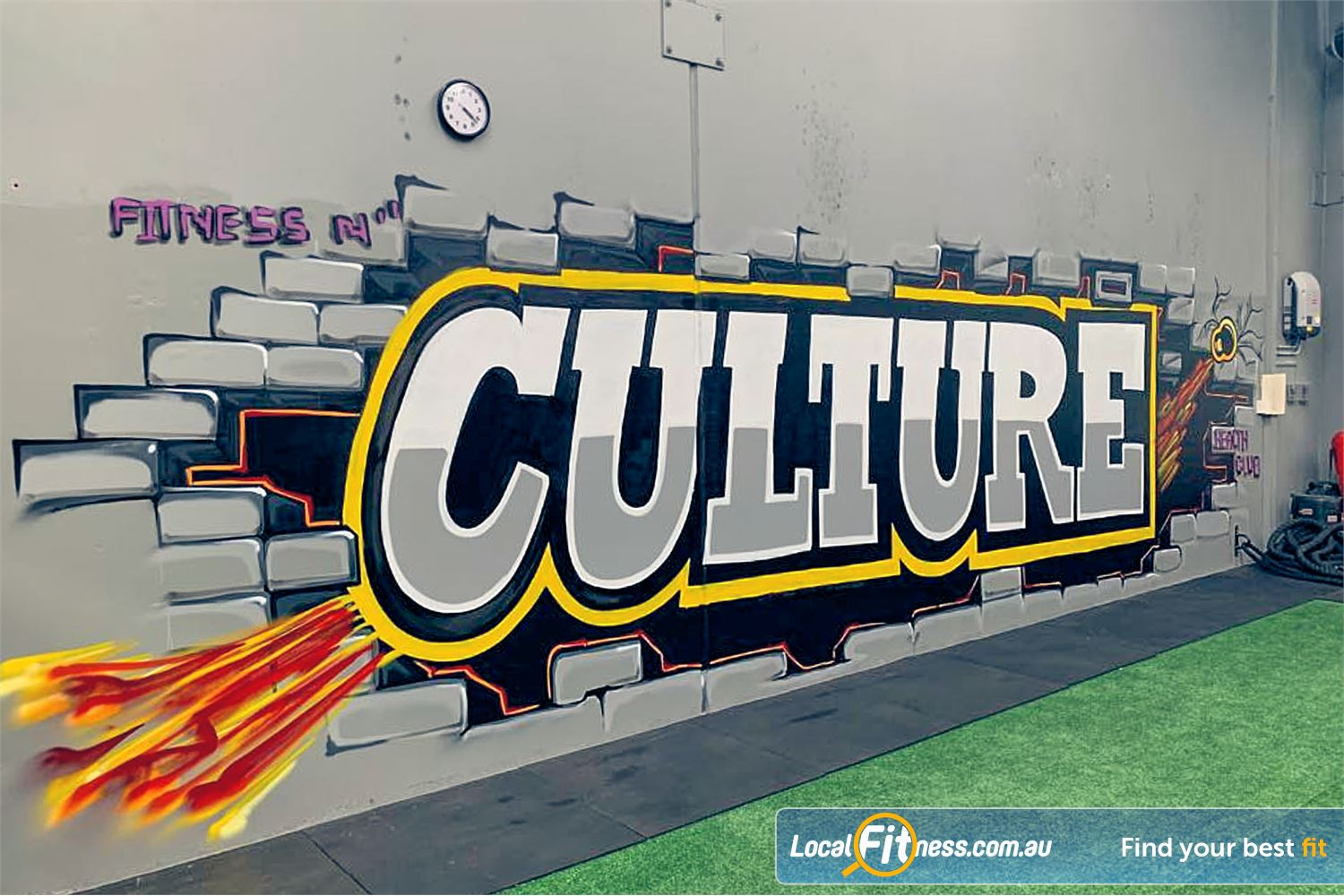 Culture 24:7 Wanneroo Reach your fitness goals in a new Culture at Culture 24/7 Wanneroo gym.