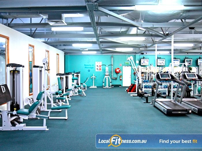 Fernwood Fitness Gym Bardon  | The Fernwood Chermside gym is conveniently located at