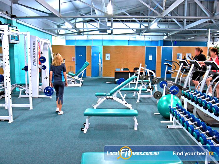Fernwood Fitness Gym Chermside  | Our Chermside women's gym strength training programs allow
