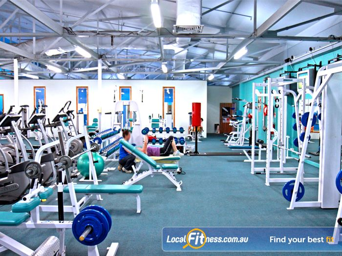 Fernwood Fitness Gym Bardon  | We provide the right fitness and weights to
