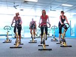 Fernwood Fitness Zillmere Ladies Gym Fitness Chermside spin cycle classes