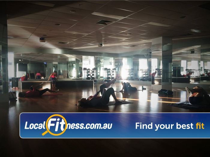 Mentone Fitness Centre Mentone Relax your body with Mentone Pilates and Body Balance classes.
