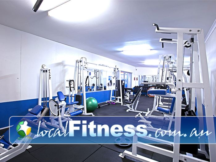 PCYC Redlands Gym Capalaba  | PCYC Redlands provides a fully equipped Capalaba gym.