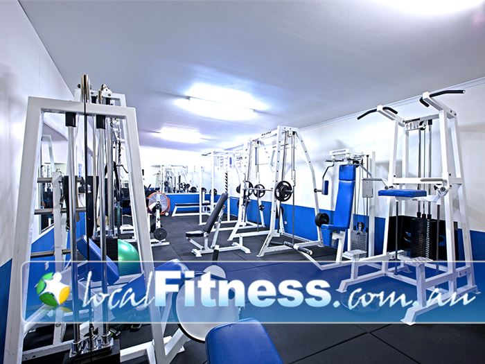 PCYC Redlands Gym Capalaba  | Our Capalaba gym has everything you need for