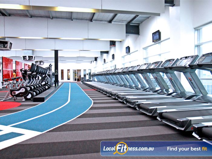 Genesis Fitness Clubs Braybrook North Gym Fitness Rows of the latest Healthstream