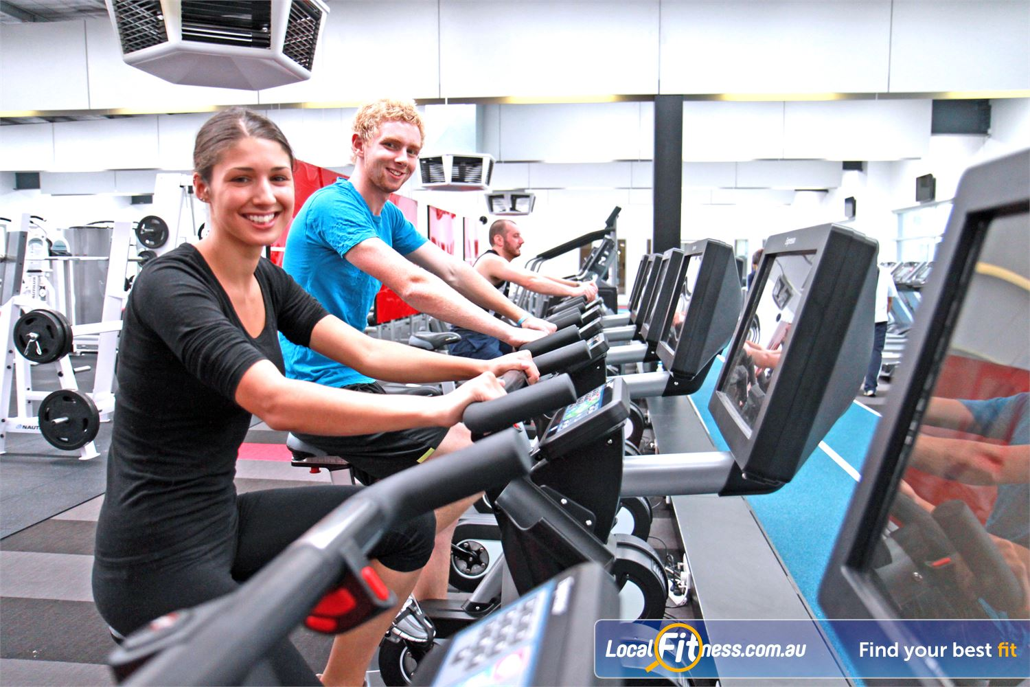 Genesis Fitness Clubs Maidstone Genesis Maidstone provides a fun and friendly cardio experience.