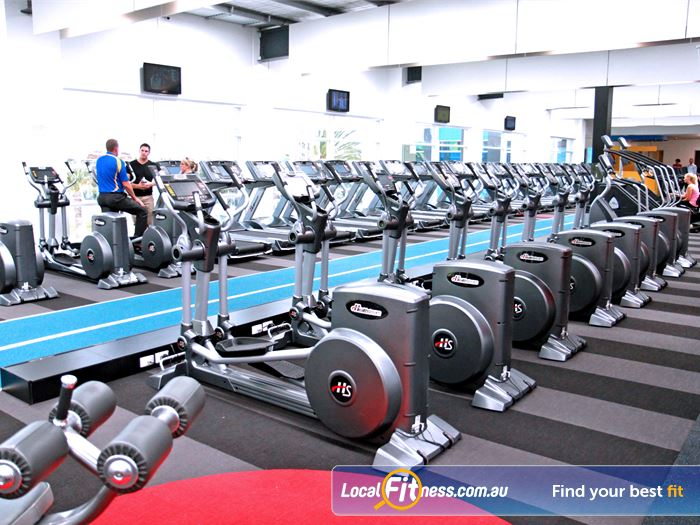 Genesis Fitness Clubs Maribyrnong Gym Fitness Vary your cardio and utilise
