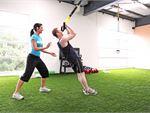 Genesis Fitness Clubs Maidstone 24 Hour Gym Fitness TRX training in our indoor