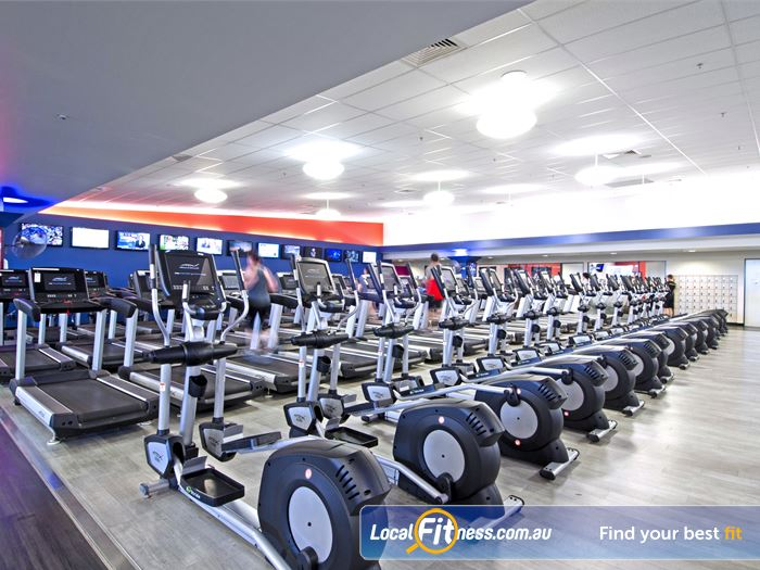 Goodlife Health Clubs Gym Lutwyche  | Goodlife Chermside gym provides the ultimate health club experience