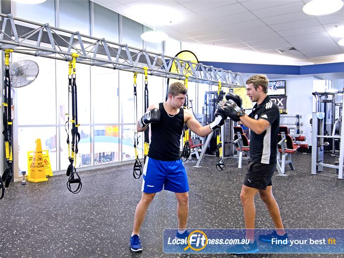 Goodlife Health Clubs Gym Zillmere  | Enjoy a wide selection of equipment from Calgym