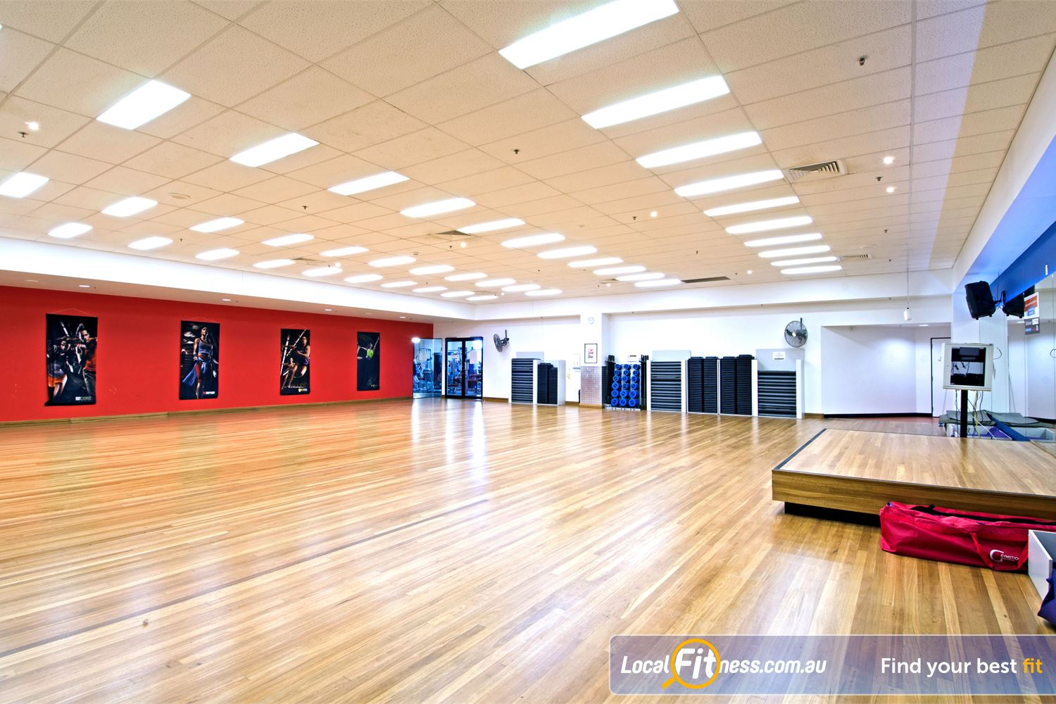 Goodlife Health Clubs Near Zillmere A great selection of classes including Chermside Yoga, Pilates and Zumba.