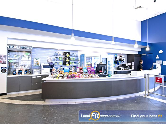 Goodlife Health Clubs Chermside Chermside child minding is part of our family friendly gym environment.