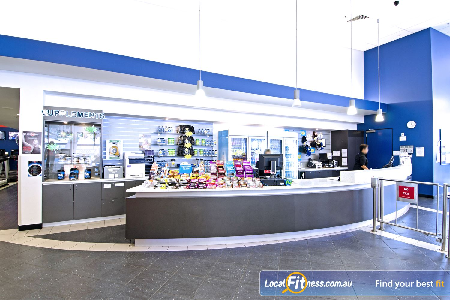 Goodlife Health Clubs Chermside Meet our friendly Goodlife team who will take care of your every need.